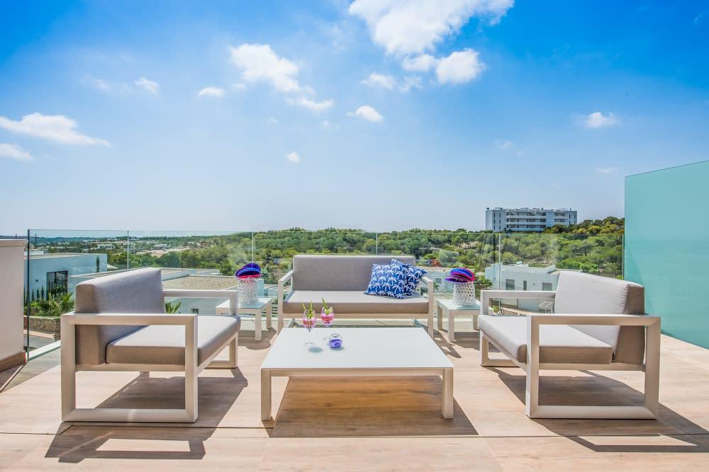 Luxuriöses Duplex-Penthouse am Las Colinas Golf