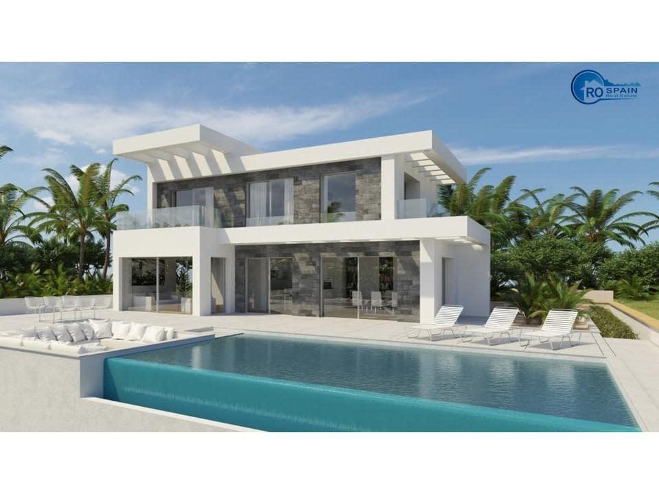 Villa mit fantastischem Blick auf die Bucht von Javea