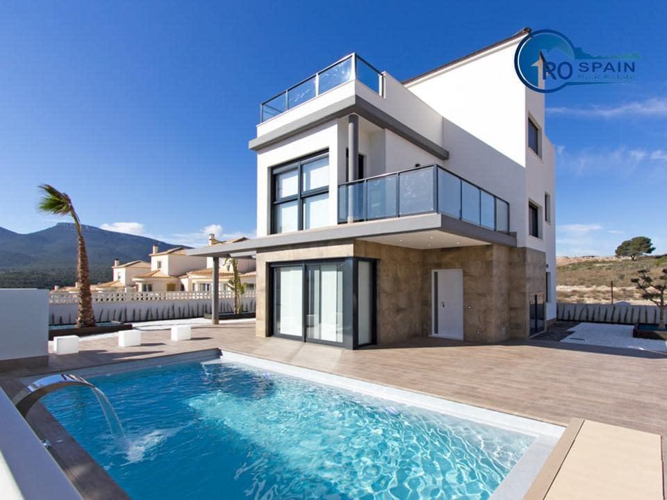 Moderne Villa in Castalla