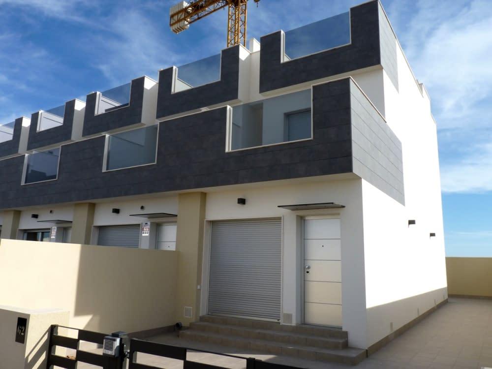 Doppelhaushälften in Pilar de Horadada
