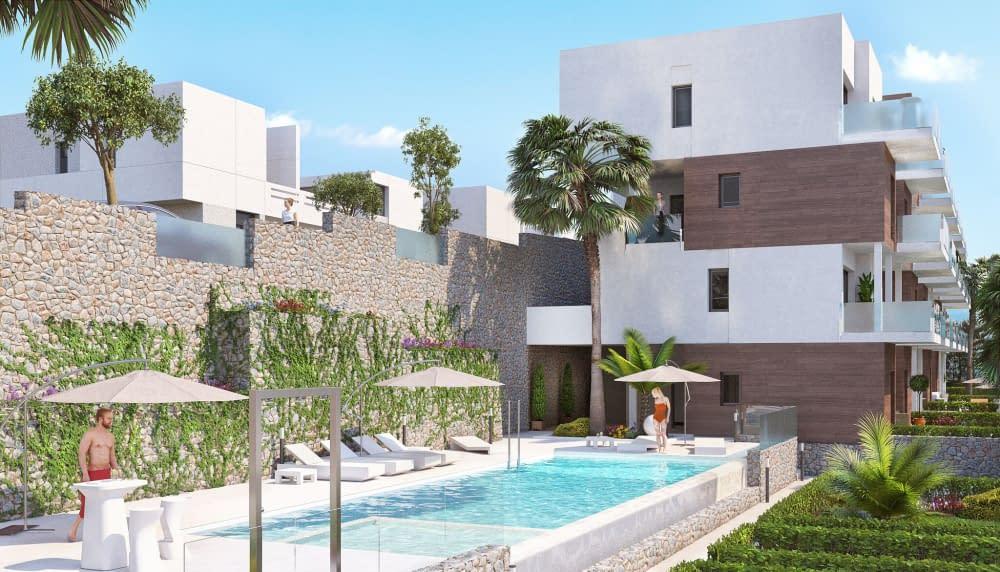 Exklusive Wohnungen in Las Ramblas Golf