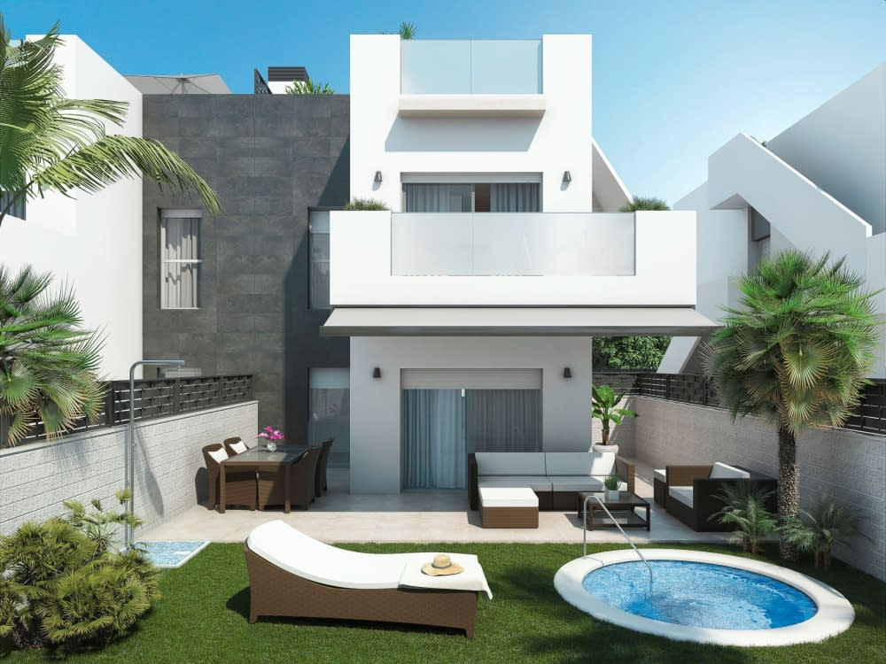 Schöne Wohnungen in Ciudad Quesada