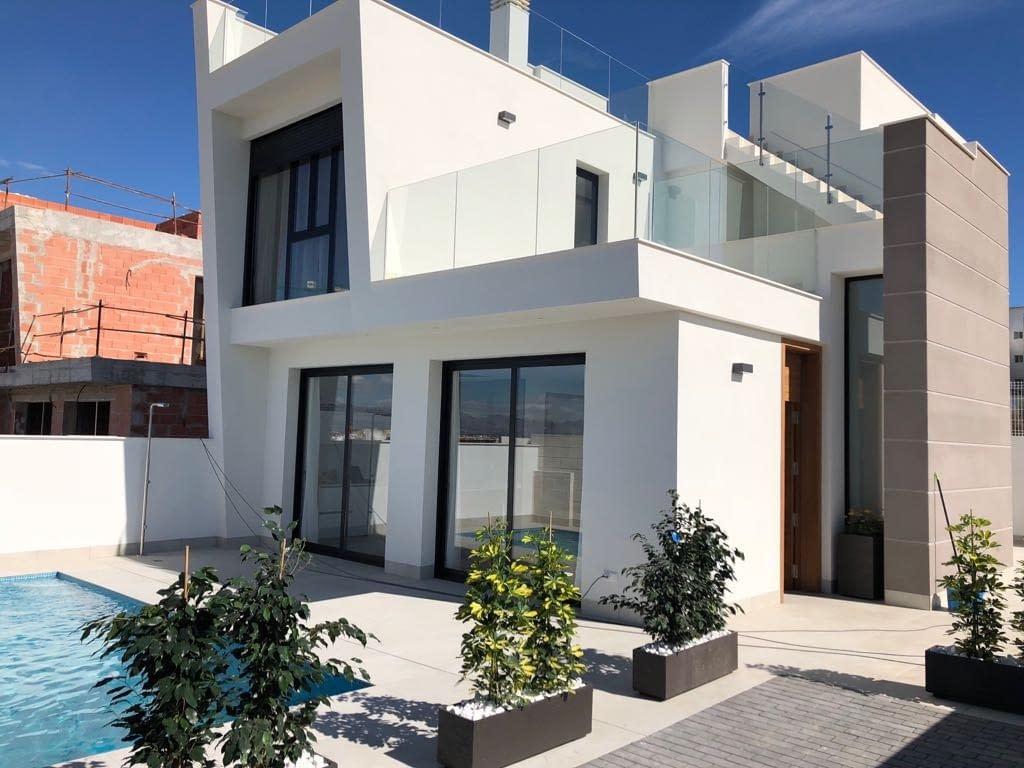 Luxuriöse Villa in Benijofar