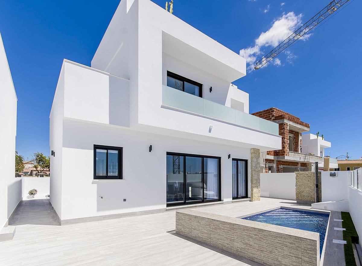 Moderne Villa in der Nähe von Los Montesinos