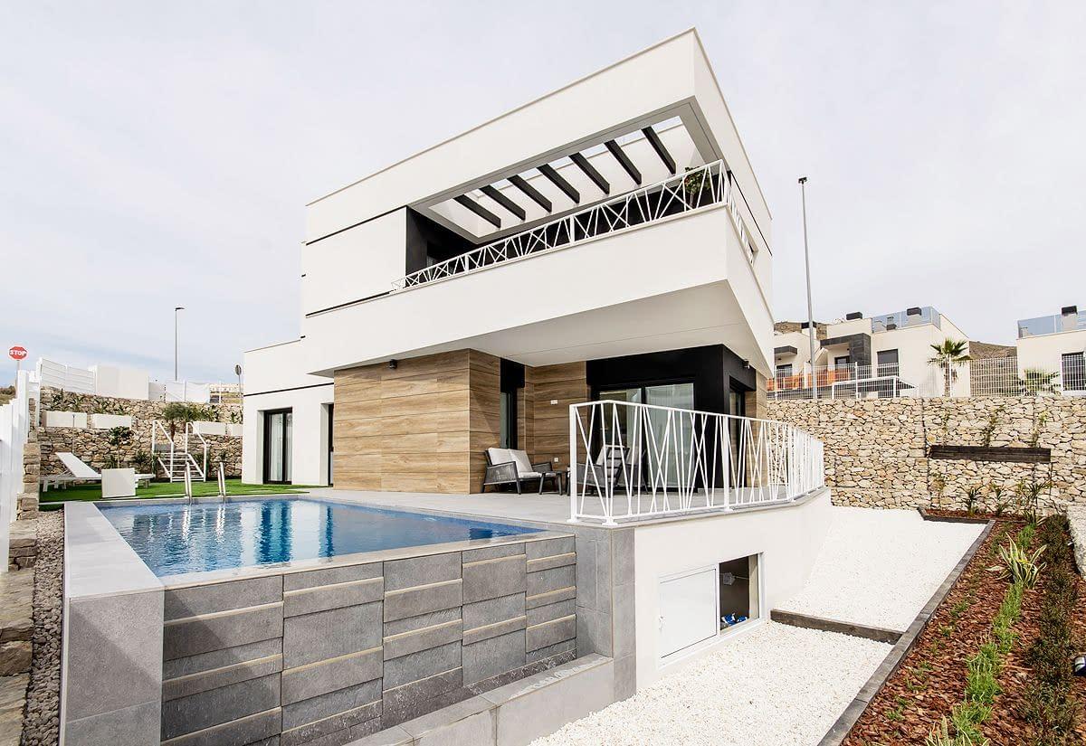 Luxuriöse Villa mit Meerblick in Balcon de Finestrat