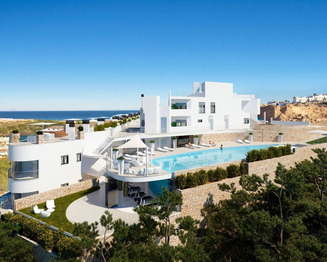 Luxus-Wohnung in Gran Alacant