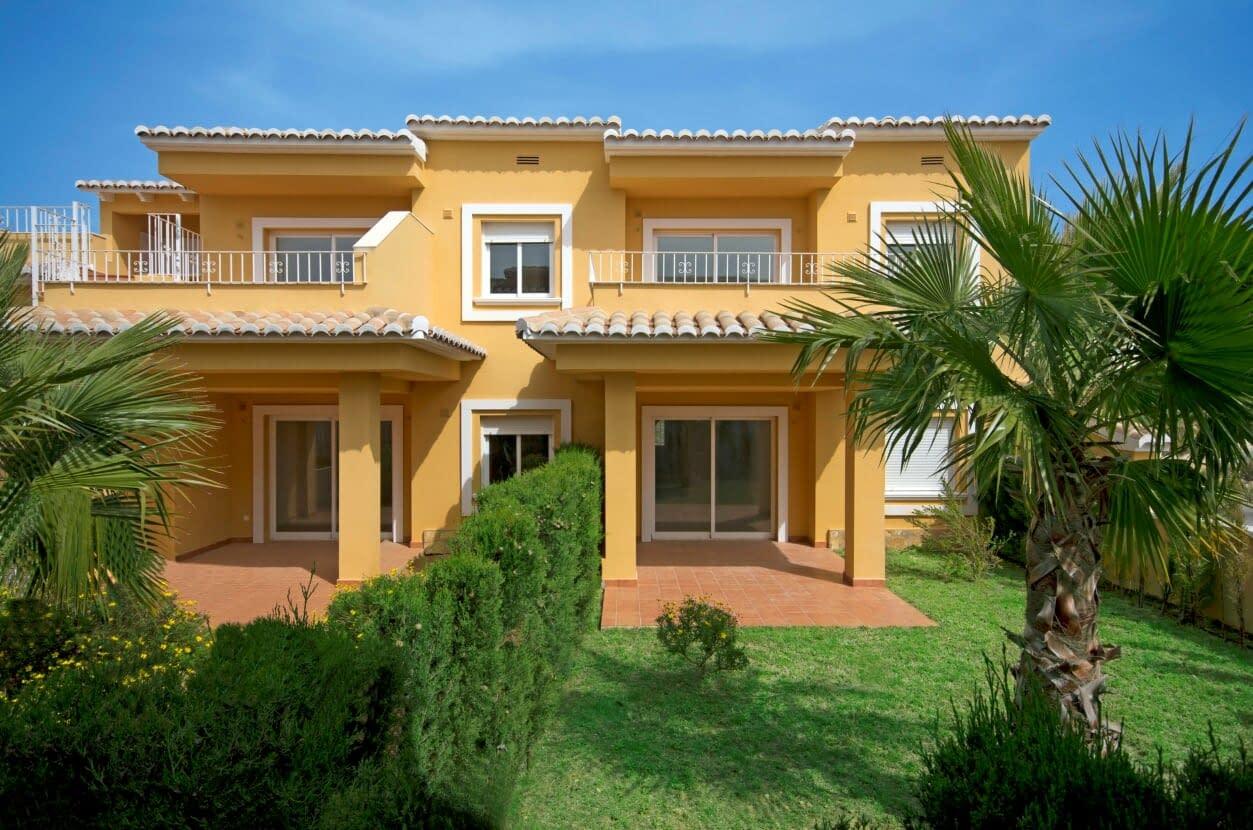 Wohnung im mediterranen Stil in Cumbre del Sol