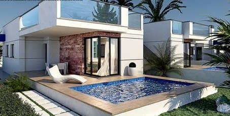 Modernes Apartment in Denia mit einer großen Terrasse und Meerblick