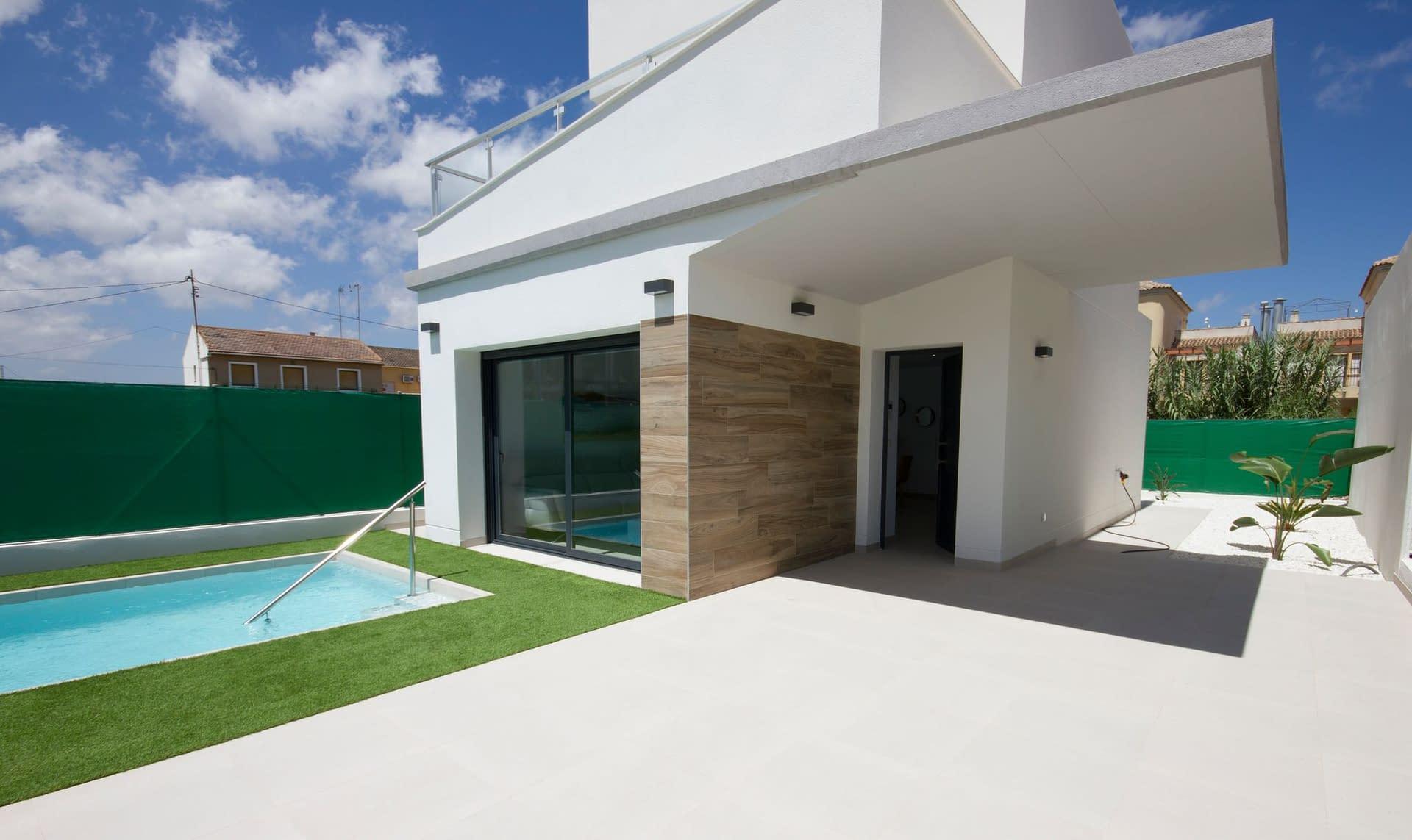 Freistehende Villa in Heredades