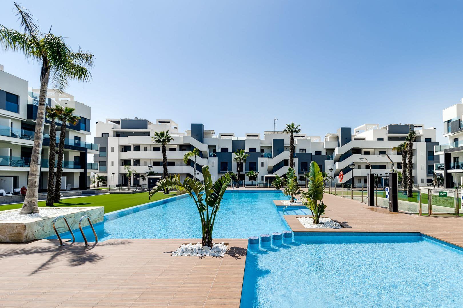 Wohnungen in El Raso, Guardamar del Segura